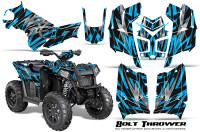 Polaris-Scrambler-850-XP-2013-2014-CreatorX-Graphics-Kit-Bolt-Thrower-BlueIce