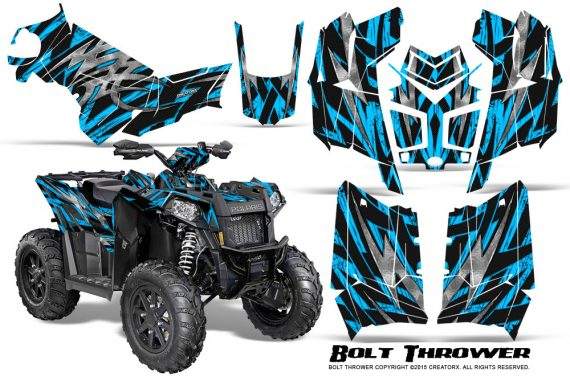 Polaris Scrambler 850 XP 2013 2014 CreatorX Graphics Kit Bolt Thrower BlueIce 570x376 - Polaris Scrambler 850 1000 2013-2016 Graphics