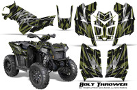 Polaris-Scrambler-850-XP-2013-2014-CreatorX-Graphics-Kit-Bolt-Thrower-GreenArmy