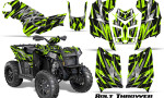 Polaris Scrambler 850 XP 2013 2014 CreatorX Graphics Kit Bolt Thrower GreenLime 150x90 - Polaris Scrambler 850 1000 2013-2016 Graphics