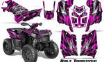 Polaris Scrambler 850 XP 2013 2014 CreatorX Graphics Kit Bolt Thrower Pink 150x90 - Polaris Scrambler 850 1000 2013-2016 Graphics