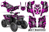 Polaris-Scrambler-850-XP-2013-2014-CreatorX-Graphics-Kit-Bolt-Thrower-Pink
