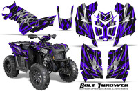 Polaris-Scrambler-850-XP-2013-2014-CreatorX-Graphics-Kit-Bolt-Thrower-Purple