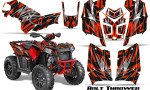 Polaris Scrambler 850 XP 2013 2014 CreatorX Graphics Kit Bolt Thrower Red 150x90 - Polaris Scrambler 850 1000 2013-2016 Graphics