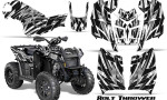 Polaris Scrambler 850 XP 2013 2014 CreatorX Graphics Kit Bolt Thrower White 150x90 - Polaris Scrambler 850 1000 2013-2016 Graphics