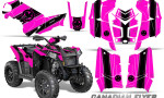 Polaris Scrambler 850 XP 2013 2014 CreatorX Graphics Kit Canadian Flyer Black Pink 150x90 - Polaris Scrambler 850 1000 2013-2016 Graphics
