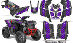 Polaris Scrambler 850 XP 2013 2014 CreatorX Graphics Kit Danger Zone Purple 150x90 - Polaris Scrambler 850 1000 2013-2016 Graphics