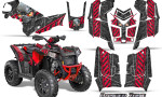 Polaris Scrambler 850 XP 2013 2014 CreatorX Graphics Kit Danger Zone Red 150x90 - Polaris Scrambler 850 1000 2013-2016 Graphics