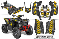 Polaris-Scrambler-850-XP-2013-2014-CreatorX-Graphics-Kit-Danger-Zone-Yellow
