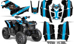 Polaris Scrambler 850 XP 2013 2014 CreatorX Graphics Kit Top Fuel BlueIce Black 150x90 - Polaris Scrambler 850 1000 2013-2016 Graphics