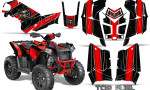 Polaris Scrambler 850 XP 2013 2014 CreatorX Graphics Kit Top Fuel Red Black 150x90 - Polaris Scrambler 850 1000 2013-2016 Graphics