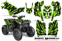 Polaris-Scrambler-850-XP-2013-2014-CreatorX-Graphics-Kit-Tribal-Madness-GreenLime