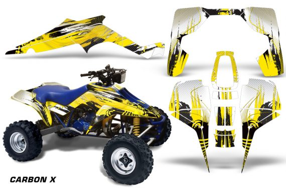 Suzuki LT 500 R Quadzilla Graphic Kit Carbon X Y 570x376 - Suzuki LT 500 R Quadzilla 1987-1990 Graphics