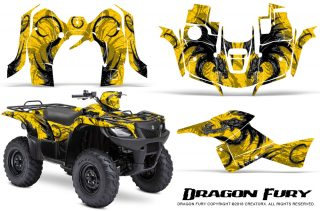 Suzuki_King_Quad_500AXI_CreatorX_Graphics_Kit_Dragon_Fury_Silver_Yellow