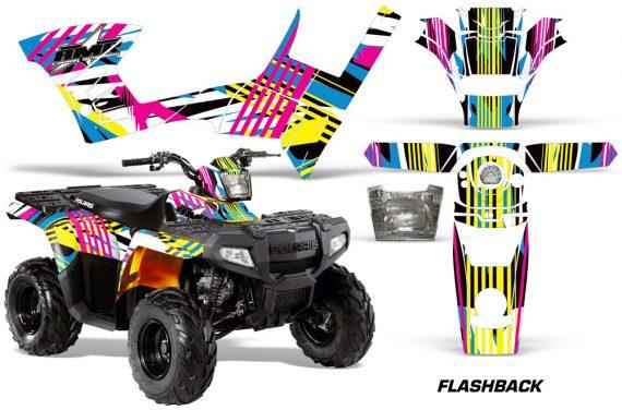 Polaris-Sportsman-90-AMR-Graphic-Kit-Decal-Flashback