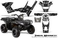 Polaris-Sportsman-90-CreatorX-Graphics-Kit-Tribal-Madness-Silver