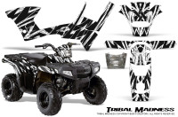 Polaris-Sportsman-90-CreatorX-Graphics-Kit-Tribal-Madness-White