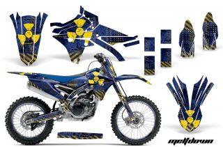 Yamaha YZ250F YZ450F 4 Stroke 2014-2015 Graphics