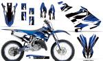 Yamaha YZ 125 250 2015 Graphics Kit Attack Race 150x90 - Yamaha YZ125 YZ250 2 Stroke 2015-2019 Graphics