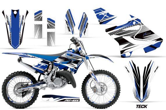 Yamaha YZ 125 250 2015 Graphics Kit Teck 570x376 - Yamaha YZ125 YZ250 2 Stroke 2015-2019 Graphics