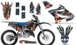 Yamaha YZ 125 250 2015 Graphics Kit WW2 150x90 - Yamaha YZ125 YZ250 2 Stroke 2015-2019 Graphics