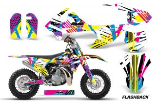 KTM SX 50 2016 Graphic Kit Flashback 320x211 - KTM SX 50 Adventurer Jr Sr 2016 Graphics
