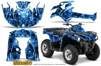 Can-Am-Outlander-L-2014-2016-CreatorX-Graphics-Kit-Inferno-Blue