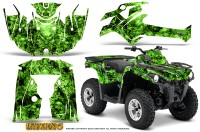 Can-Am-Outlander-L-2014-2016-CreatorX-Graphics-Kit-Inferno-Green