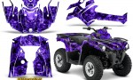 Can Am Outlander L 2014 2016 CreatorX Graphics Kit Inferno Purple 150x90 - Can-Am Outlander 2014-2019 450 570 L Max-L DPS Graphics