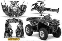 Can-Am-Outlander-L-2014-2016-CreatorX-Graphics-Kit-Inferno-Silver