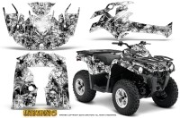 Can-Am-Outlander-L-2014-2016-CreatorX-Graphics-Kit-Inferno-White