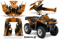 Can-Am-Outlander-L-2014-2016-CreatorX-Graphics-Kit-TribalX-Black_Orange