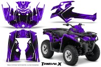 Can-Am-Outlander-L-2014-2016-CreatorX-Graphics-Kit-TribalX-Black_Purple