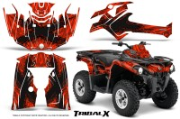 Can-Am-Outlander-L-2014-2016-CreatorX-Graphics-Kit-TribalX-Black_Red
