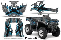 Can-Am-Outlander-L-2014-2016-CreatorX-Graphics-Kit-TribalX-BlueIce_Silver