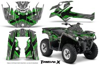 Can-Am-Outlander-L-2014-2016-CreatorX-Graphics-Kit-TribalX-Green_Silver