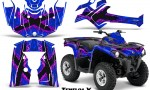 Can Am Outlander L 2014 2016 CreatorX Graphics Kit TribalX Pink Blue 150x90 - Can-Am Outlander 2014-2019 450 570 L Max-L DPS Graphics