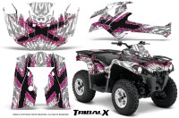 Can-Am-Outlander-L-2014-2016-CreatorX-Graphics-Kit-TribalX-Pink_White