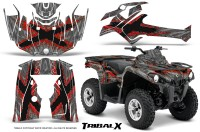 Can-Am-Outlander-L-2014-2016-CreatorX-Graphics-Kit-TribalX-Red_Silver