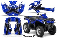 Can-Am-Outlander-L-2014-2016-CreatorX-Graphics-Kit-TribalX-Silver_Blue