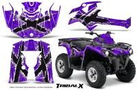 Can-Am-Outlander-L-2014-2016-CreatorX-Graphics-Kit-TribalX-White_Purple