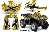 Can-Am-Outlander-L-2014-2016-CreatorX-Graphics-Kit-TribalX-White_Yellow