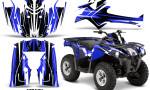 Canam Outlander L 2014 2015 Graphic Kit Wrap Attack Blue 150x90 - Can-Am Outlander 2014-2019 450 570 L Max-L DPS Graphics