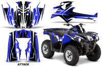 Canam-Outlander-L-2014-2015-Graphic-Kit-Wrap-Attack-Blue