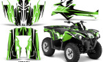 Canam Outlander L 2014 2015 Graphic Kit Wrap Attack Green 150x90 - Can-Am Outlander 2014-2019 450 570 L Max-L DPS Graphics