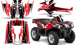 Canam Outlander L 2014 2015 Graphic Kit Wrap Attack Red 150x90 - Can-Am Outlander 2014-2019 450 570 L Max-L DPS Graphics