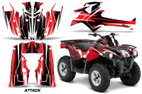 Canam-Outlander-L-2014-2015-Graphic-Kit-Wrap-Attack-Red