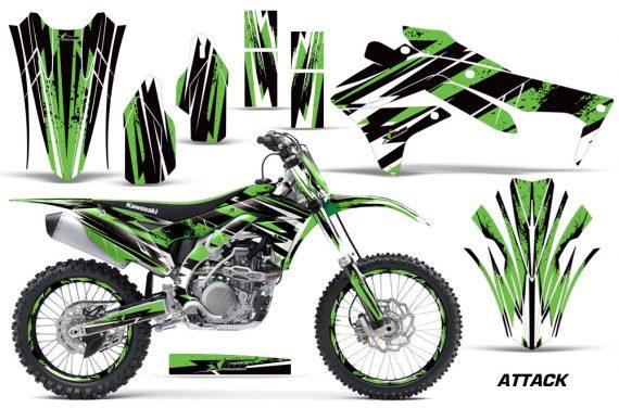 Kawasaki KX450F 2016 Graphics Kit Attack Green NPs 570x376 - Kawasaki KX450F 2016 Graphics