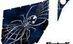 Can Am Maverick Pro Armor Graphics SpiderX Blue th 150x90 - Can-Am Maverick CreatorX 2 Door Graphics