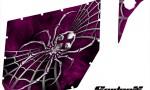 Can Am Maverick Pro Armor Graphics SpiderX Pink th 150x90 - Can-Am Maverick CreatorX 2 Door Graphics